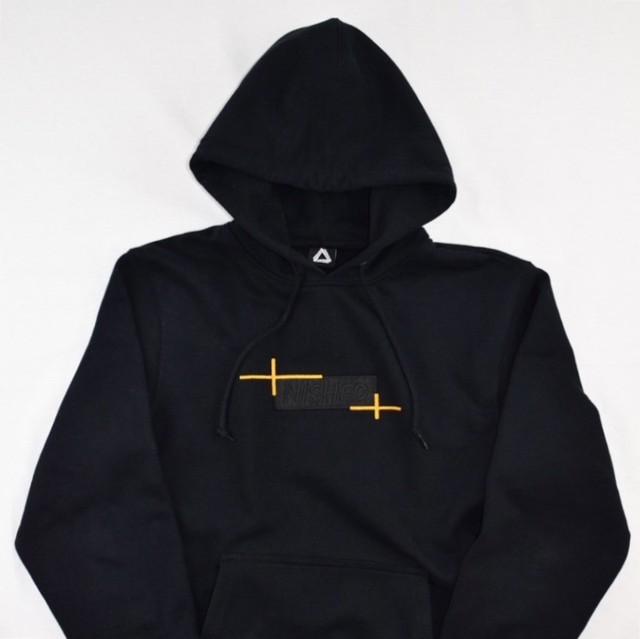 NISHED CELL LOGO Hoodie