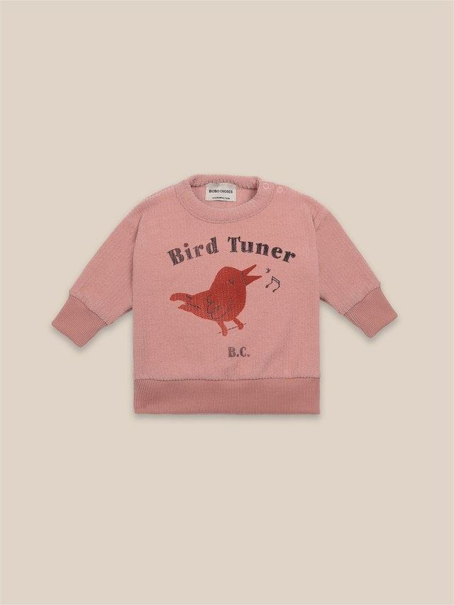 【先行予約】bobochoses bird tuner terry towel sweatshirt スウェット
