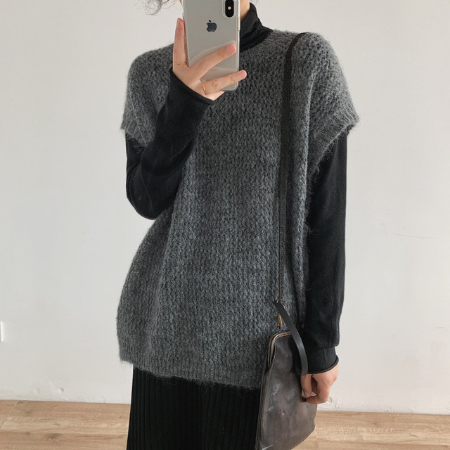Knit sweater pullover KRE254