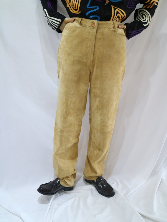 leather pants【1129】