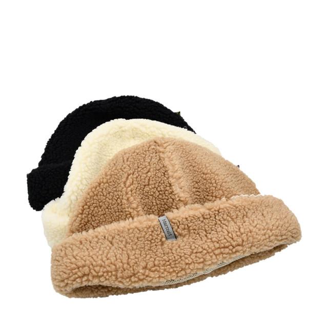 Marmot W's Sheep Fleece Beanie ウィメンズシープフリースビーニー(四角友里コラボ)