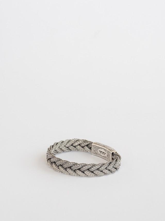 Braided Chain Bracelet / Gerochristo