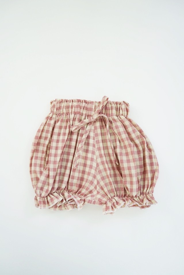 PRECIOUS APRIL / Sophia Cotton Shorts