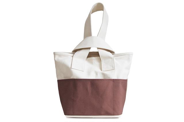 CLOUCHY SHOULDER BAG (キナリ×コーヒー)