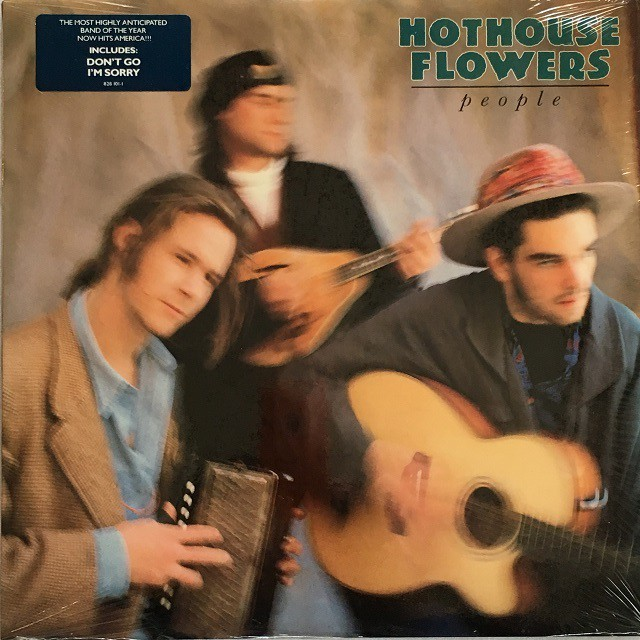 【LP・欧州盤】Hothouse Flowers / People