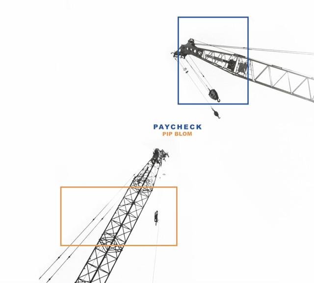 Pip Blom / Paycheck(500 Ltd 10inch EP)