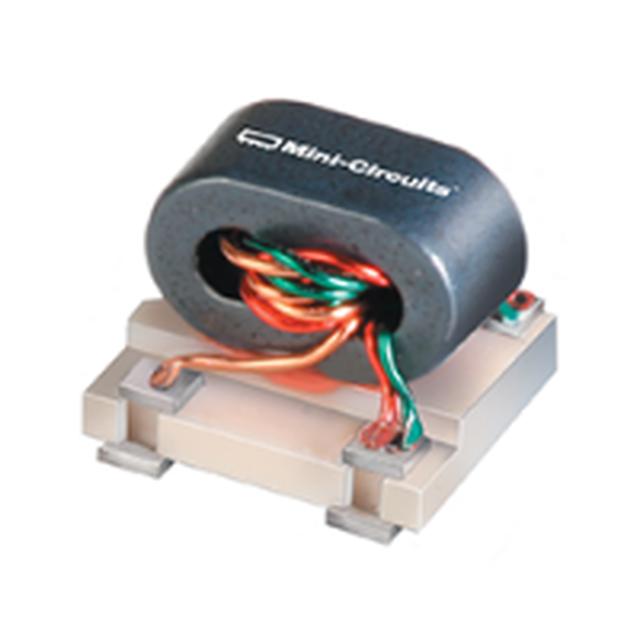 TC1.5-1+, Mini-Circuits(ミニサーキット) |  RFトランス(変成器),  0.5 - 2200 MHz, Ω Ratio:1.5