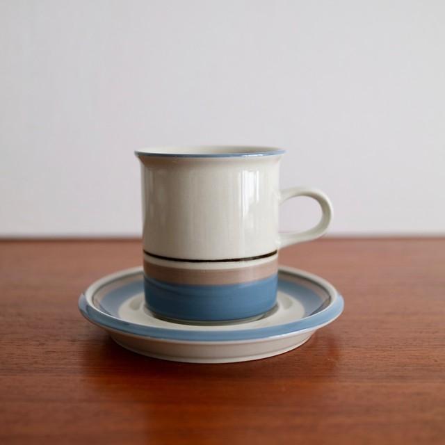 Arabia アラビア / Uhtua ウートゥア コーヒーカップ&ソーサー A