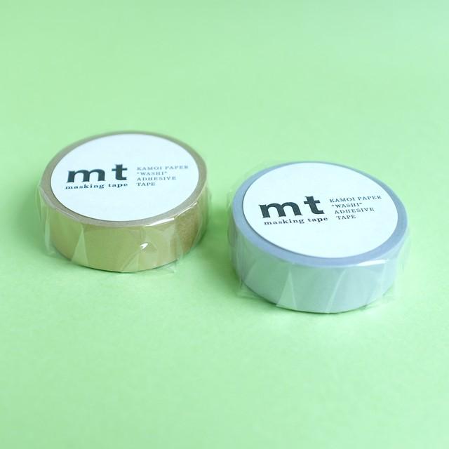 mt マスキングテープ・金銀