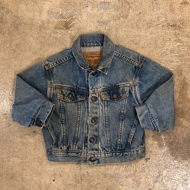 Levi's Denim Jacket ¥4,900+tax