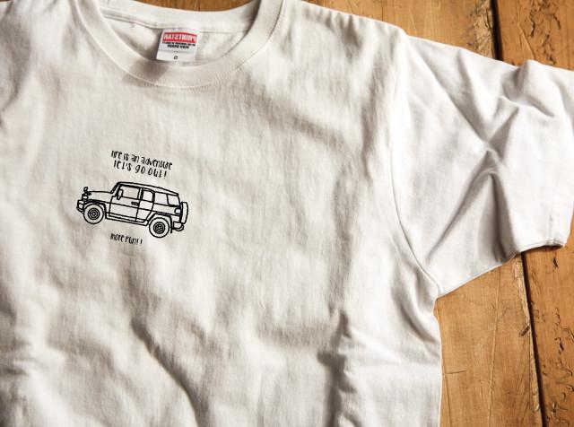 Camp goods スタンダードTシャツ