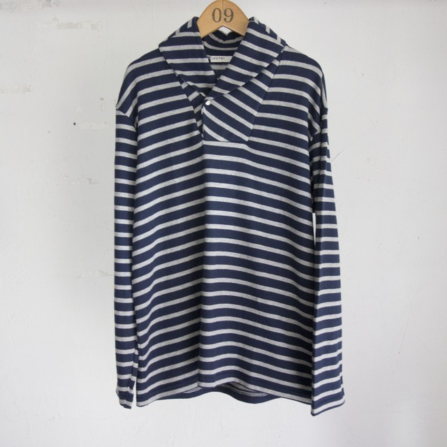 [ACTS]  CHECK COMBI SHIRT  A34026 SAMPLE SALE