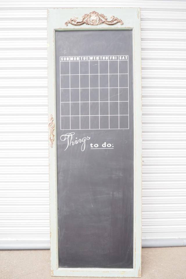 品番K-084   創作 ドア黒板アート
