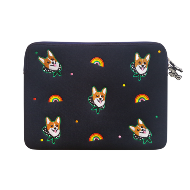 Laptop Sleeve - Welsh Corgi