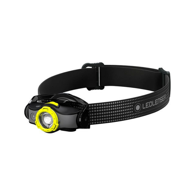 【Ledlenser】 MH5 HeadLamp(Yellow)