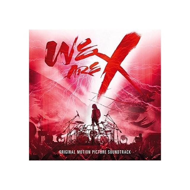 【新品】「WE ARE X」オリジナル・サウンドトラック