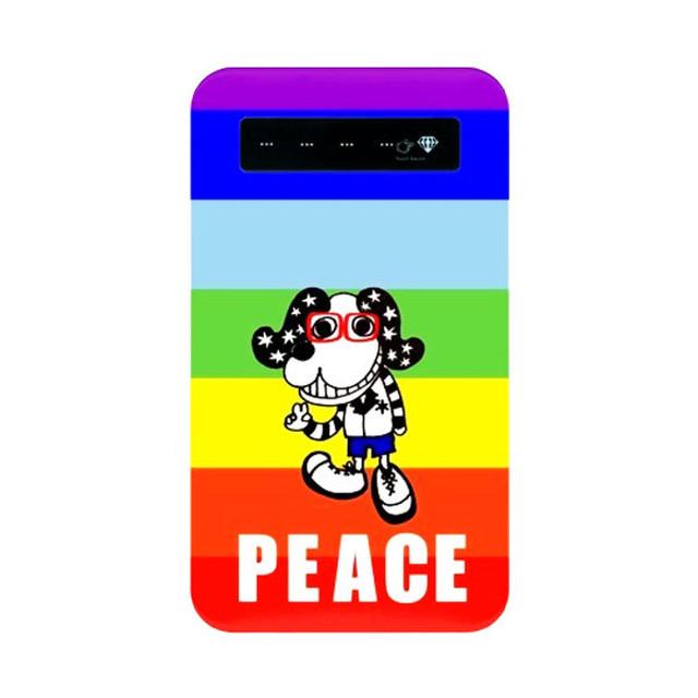 ◆モバイルバッテリー PEACE◆