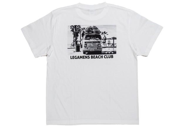 【graphic car T-shirt】