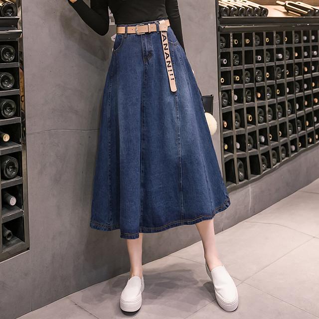 【bottoms】女っぽさが漂うお洒落上級者スカート