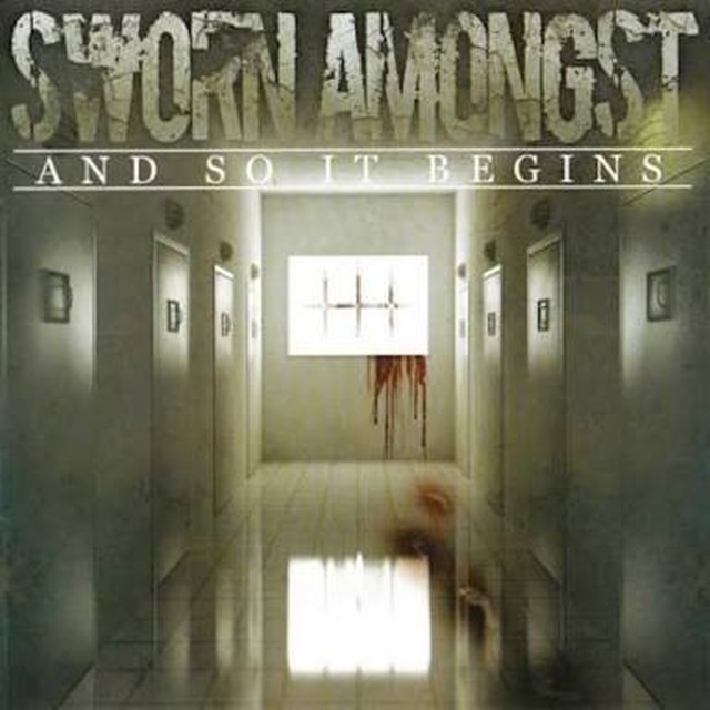 【USED】SWORN AMONGST / AND SO IT BEGINS