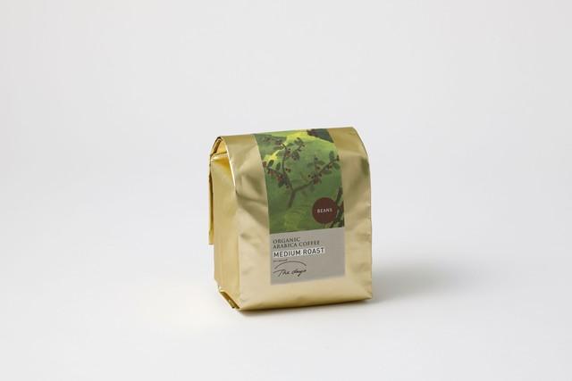 """コーヒー豆""""中煎り""""ミディアムロースト"""