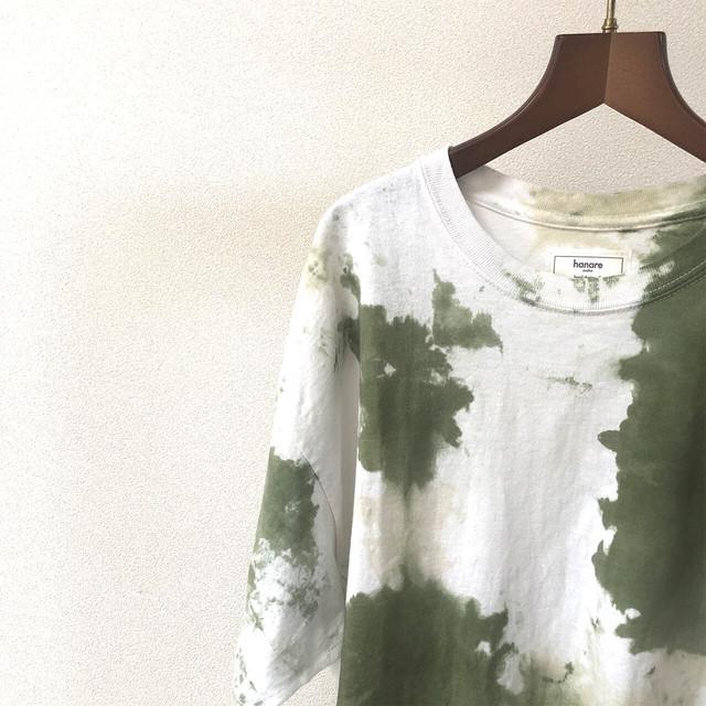 ハンドダイTシャツ 1