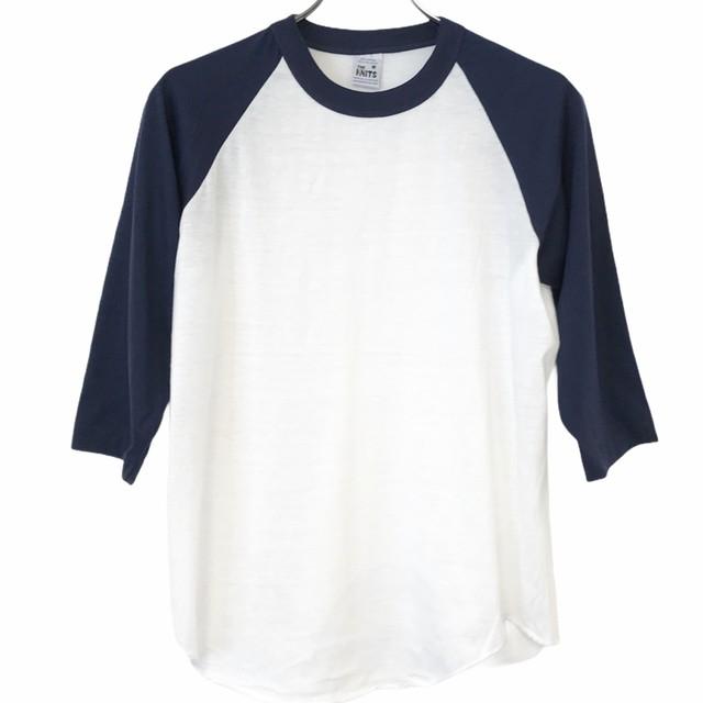 LIOT US Vintage Patchwork Thermal T-shirt ①