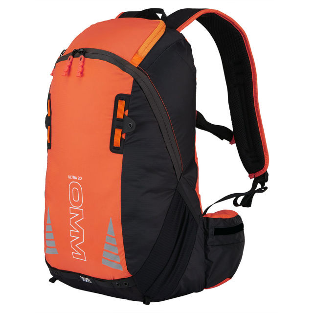 【OMM】 Ultra 20 Trail Running Backpack (Orange/Black)