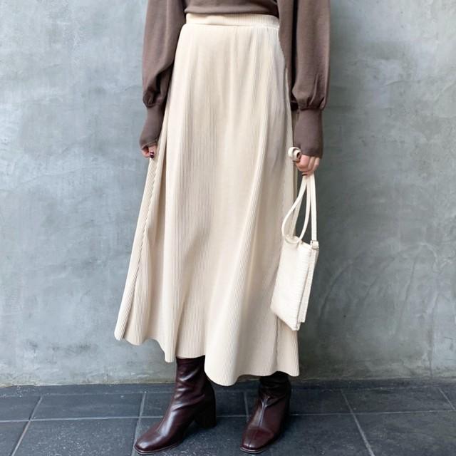 【大人フェミニンな愛されペールカラー♡サーキュラースカート】パネルスーパーボリュームフレアスカート4カラー