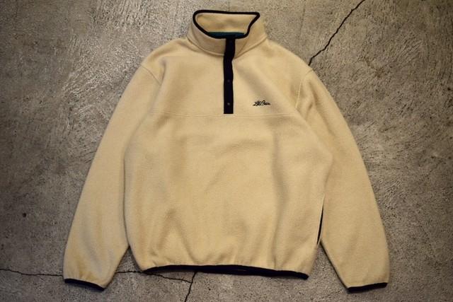USED 90s L.L.Bean Polarlite Pullover F0612