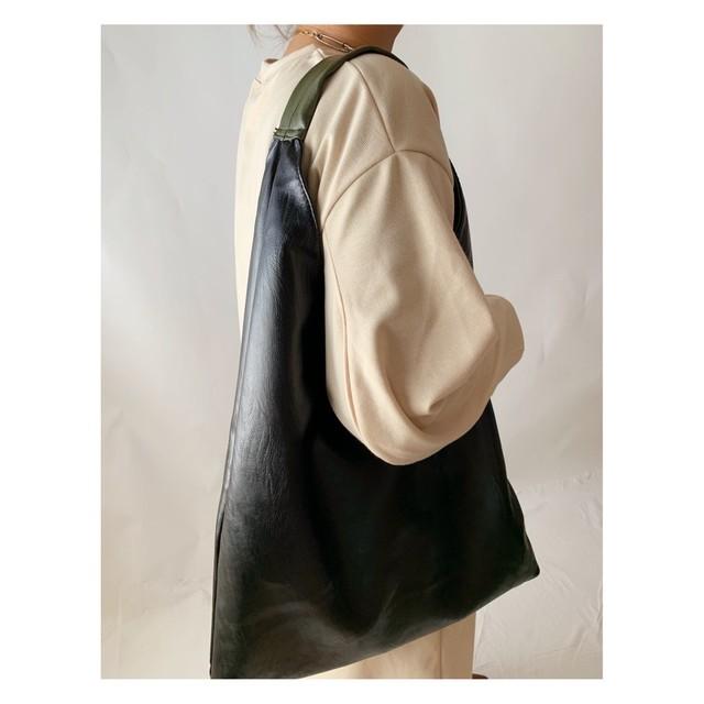 【asyu】reversible shoulder bag