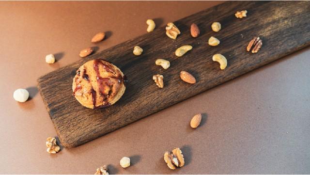 Nueces negras(4種類のナッツのタルト)