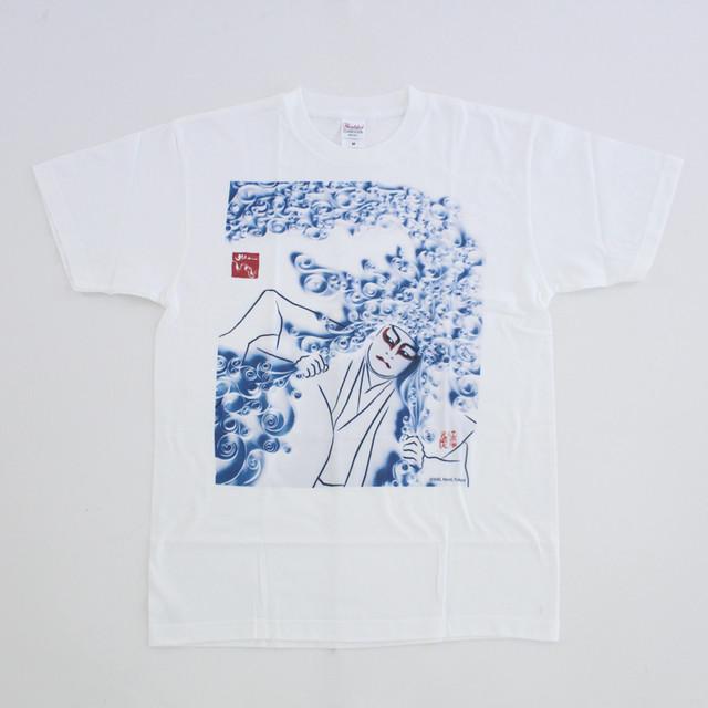 HAL Horii「『歌舞伎 鏡獅子』シリーズ/Tシャツ」