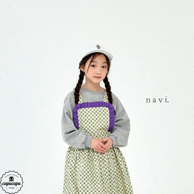 «即納» Jumper skirt 2colors ジャンパースカート