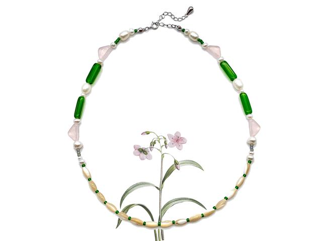 Utopia necklace ー D02 ー