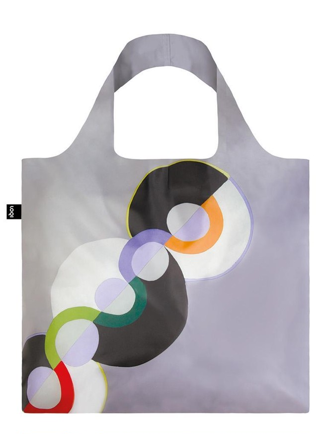 LOQI エコバッグ Delaunay  Endless Rhythm  Tote Bag