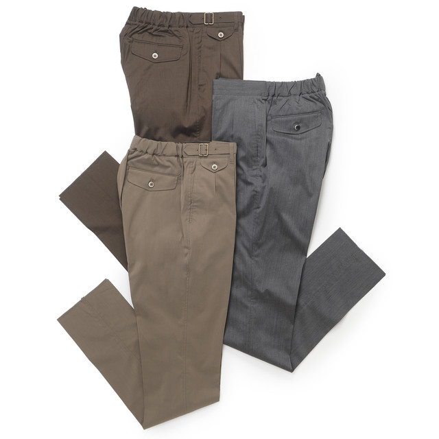 COLONY CLOTHING / GURKHA TROUSERS