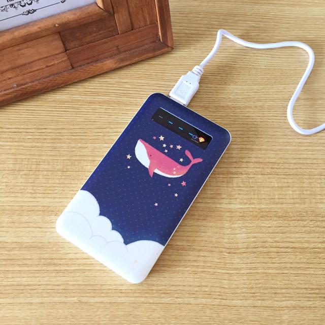 モバイルバッテリー │ ゆめくじら