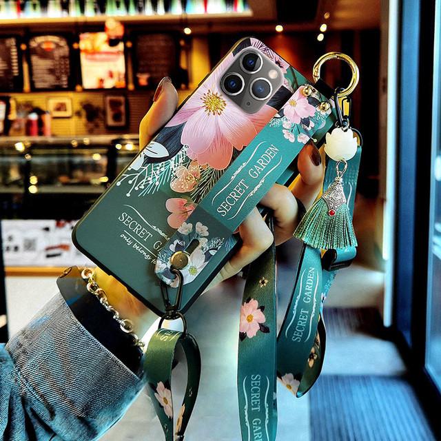 【YOUPINシリーズ】★チャイナ風携帯ケース★2color選択可能 iPhone 12 12mini 12Pro 12ProMax アイフォンカバー