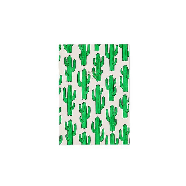 A5デイリーノート / Cactus (カクタス) / WOOUF! BARCELONA (ウーフバルセロナ)