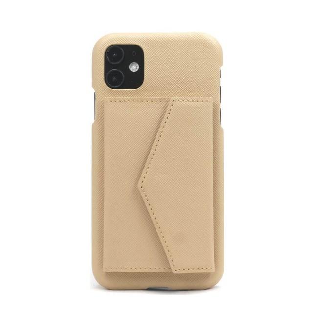 【ナチュラルベージュ】  iPhone / Galaxy / Xperia /  Googlepixel / Huawei