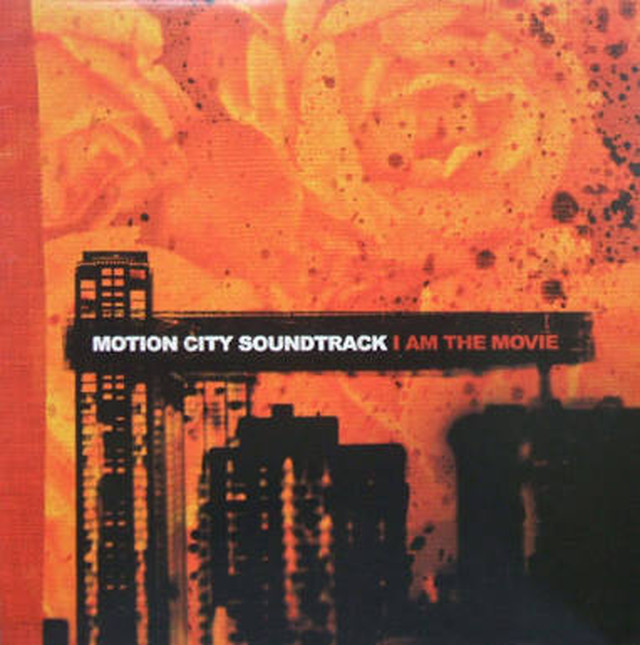【USED】MOTION CITY SOUNDTRACK / I AM THE MOVIE