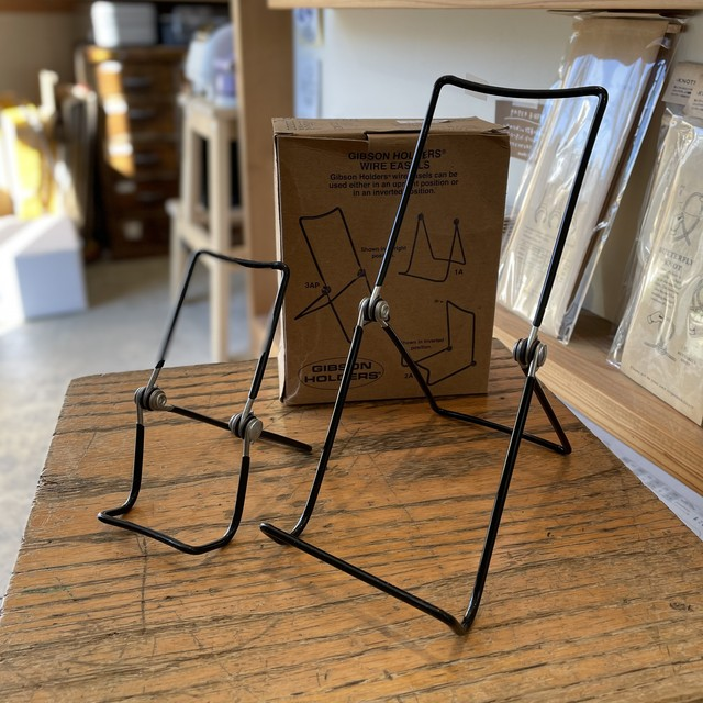 GIBSON HOLDERS Three Wire Stand 大