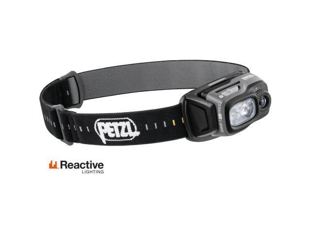 【petzl】 SWIFT RL PRO 900 Headlight(Black)