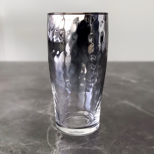 Ripple-Silver 【ビアグラス】