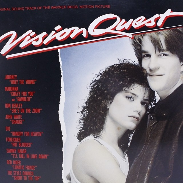 Various / Vision Quest (Original Motion Picture Sound Track) [28AP 3000] - メイン画像