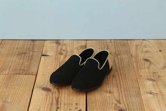 SLIP-ON SHOES (SUEDE)