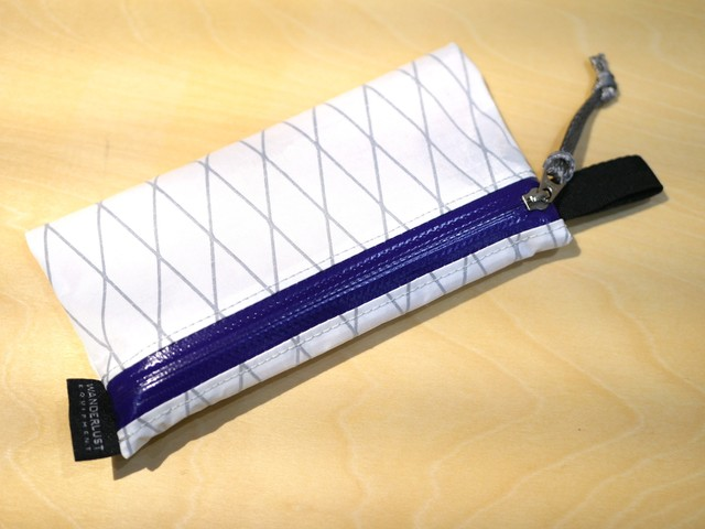 WANDERLUST EQUIPMENT / TRAIL ZIP WALLET Ⅱ (WHITE)
