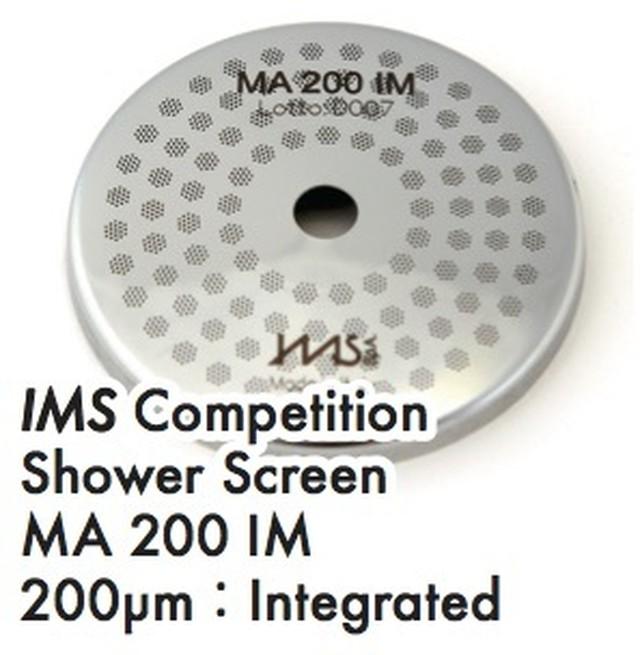 シャワースクリーン●IMS Competition
