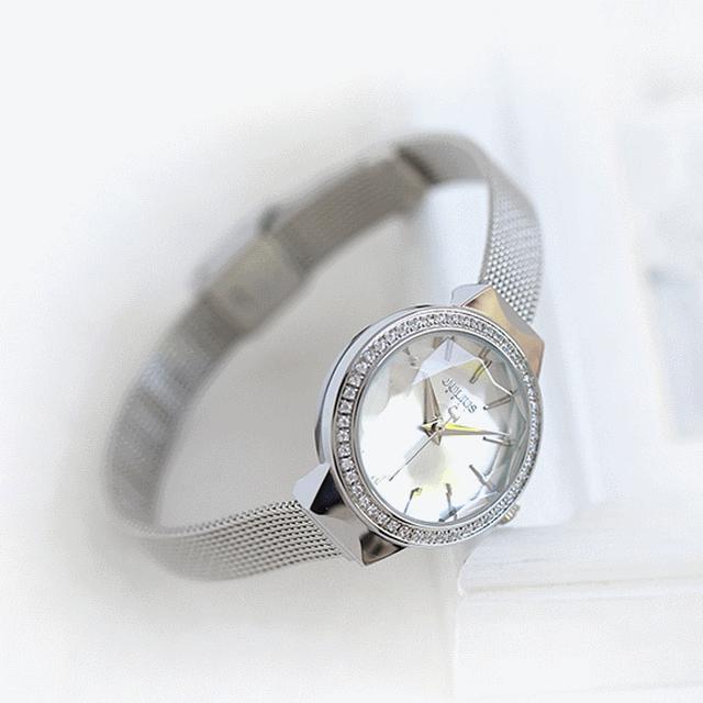 Julius AF-1043(Silver) レディース腕時計